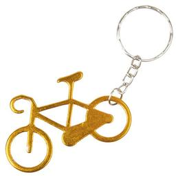 obesek bike key gold