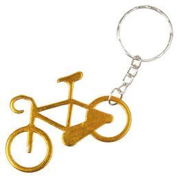 obesek bike key gold