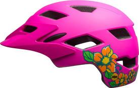 Čelada bell sidetrack youth matte pink/lime blossom