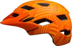 Čelada bell sidetrack youth tang/orange seeker