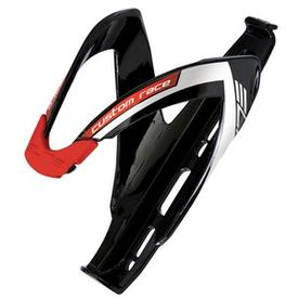 nosilec plastenke elite custom race black/red glossy