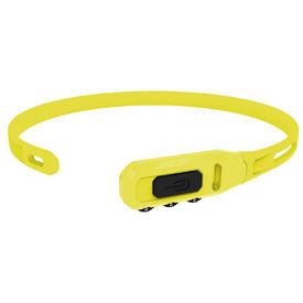 kljuČavnica hiplok z-lok combo 43cm 3digits yellow