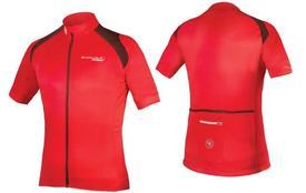 majica endura hyperon s/s red
