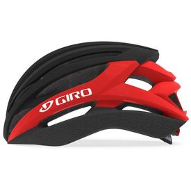 Čelada giro syntax matt black/bright red