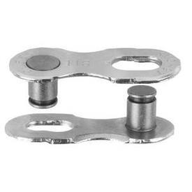 sponka verige kmc x-11 cl-550 silver (2 kosa)