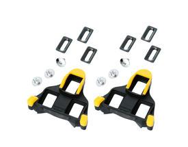 ploŠČice pedal shimano spd-slsm-sh11 yellow