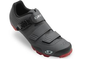 Čevlji giro privateer r   dark shadow/dark red
