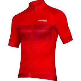 majica endura fs260 pro s/srust red