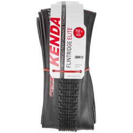 plašč kenda flintridge elite 700x40c (40-622) folding black.: