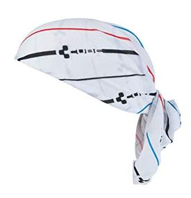trak cube bandana action team white