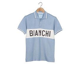 majica bianchi polo shirteroica azzura