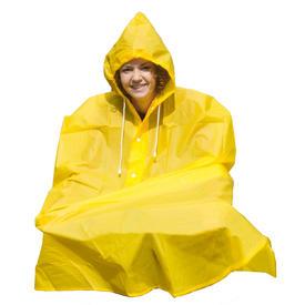pelerina m-wave rain ponchoyellow