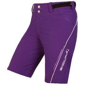 hlaČe endura wmns singletrack lite short purple