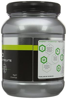 sis go electrolyte 1000glemon & lime
