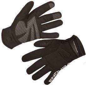 rokavice endura strike ii black.