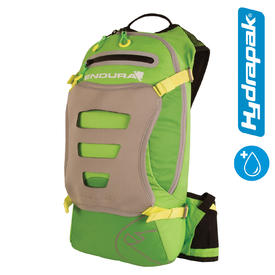nahrbtnik endura singletrackbackpack hydrapak kelly green 10l