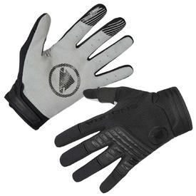 rokavice endura singletrack black.