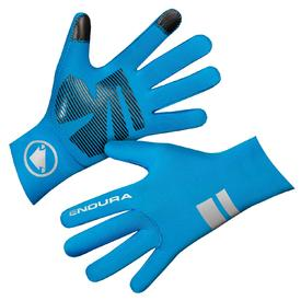 rokavice endura fs260-pro nemo ii hi-viz blue.
