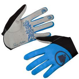 rokavice endura hummvee lite icon azure blue