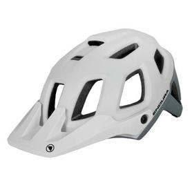 Čelada endura singletrack helmet ii white