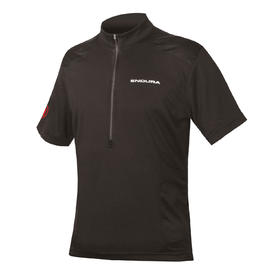 majica endura hummvee s/s jersey black