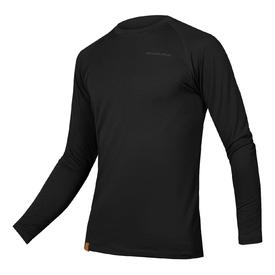 majica spodnja endura baabaablend l/s black.