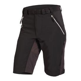 hlače kratke endura  wms mt500 spray baggy black.