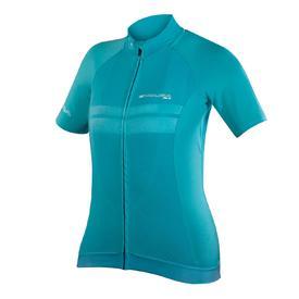 majica endura wms pro sl s/s jersey pacific blue