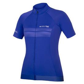 majica endura wms pro sls/s jersey cobalt blue