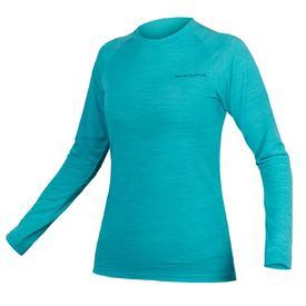 majica spodnja endura wms baabaablend l/s pacific blue.