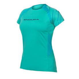majica endura wms singletrack s/s pacific blue
