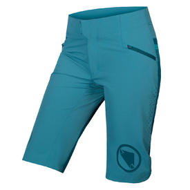 hlače endura wms singletrack lite short  kingfisher