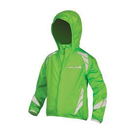 jakna endura kids luminite jacket ii hi-viz green