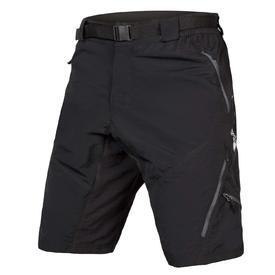 hlače kratke endura hummvee ii  with liner black.