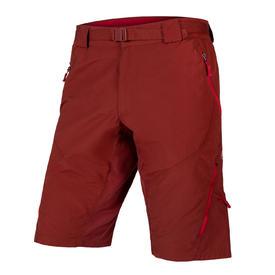 hlače kratke endura hummvee ii cocoa + notranje hlače clickfast