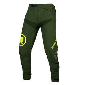 hlače dolge endura mt500 burner ii forest green.