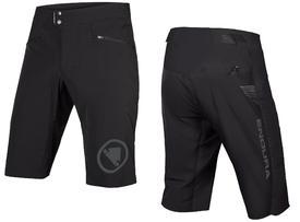 hlače kratke endura singletrack lite short standard fit black
