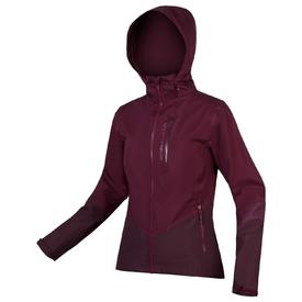 jakna endura wms singletrack jacket ii mulberry