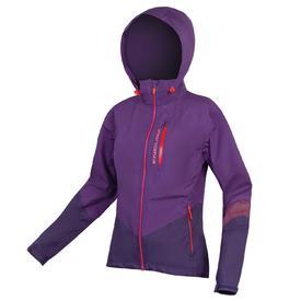 jakna endura wms singletrack jacket ii purple