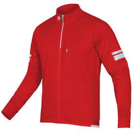 jakna endura  windchill red.