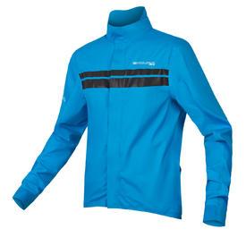 vetrovka endura pro sl shell jacket ii hi-viz blue