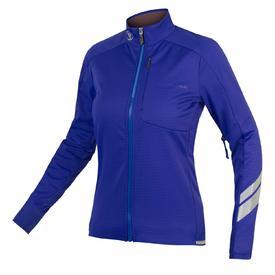 jakna endura wms windchill jacket cobalt blue