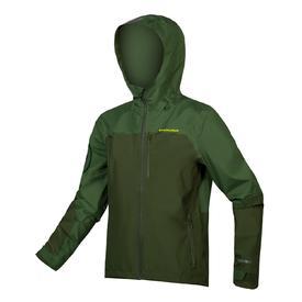 jakna endura singletrack jacket  forest green.