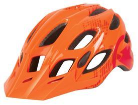 Čelada endura hummvee  helmet orange