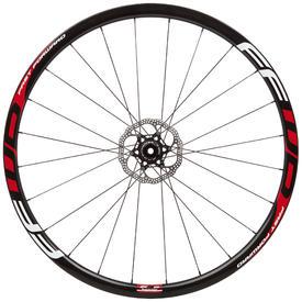 obroČniki ffwd f3d carbon disc   clincher dt350 red/white