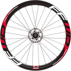 obroČniki ffwd f4d carbon disc   tubular dt350 red/white