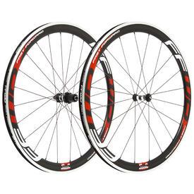 obroČniki ffwd f4r carbon alloy clincher dt350 red/white