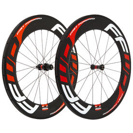 obroČniki ffwd f9r carbon tubular red/white