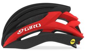 Čelada giro syntaxmatt black/bright red