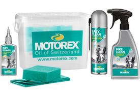 komplet motorex bike cleaning kit